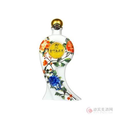 58度台湾金门高粱酒金釆久久600ml图片