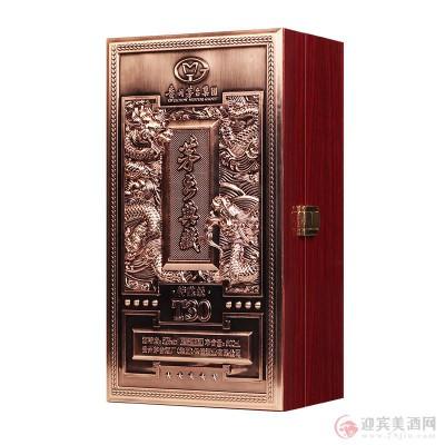 礼盒装52度茅乡典藏级白酒t30 500ml图片