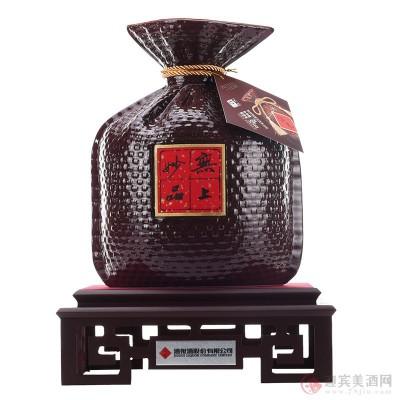 52度酒鬼酒(紫坛)3l图片