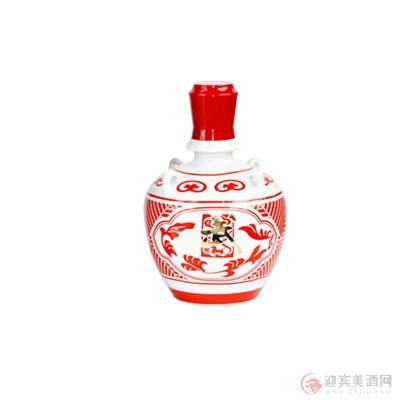 52度武酒坛藏十年500ml图片