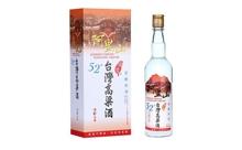 52度台湾高粱酒御窖阿里山三年600ml