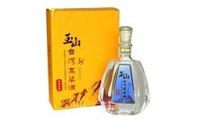 38度玉山高粱酒精选窖藏600ml