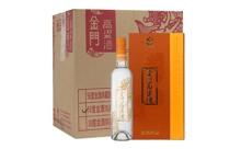 礼盒装58度台湾金门高粱酒珍品系列黄龙一箱
