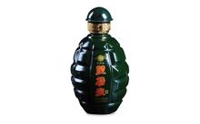 36度蒙特泉地雷瓶酒异形瓶 500ml