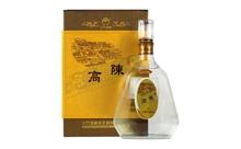礼盒装56度金门陈年高粱酒600ml