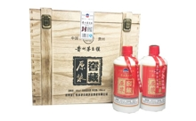 50度贵州茅台镇窖藏原浆一箱
