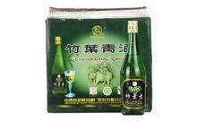 2005年45度竹叶青酒一箱