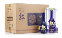 53度郎酒青花郎(20)一箱