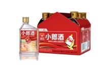 45度郎酒小郎酒炫彩小瓶一箱