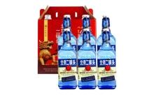 42度永丰牌北京二锅头纯粮酒蓝瓶一箱