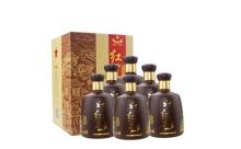 礼盒装43度北京红星二锅头百年白酒一箱