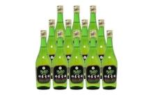 2012年45度竹叶青酒一箱