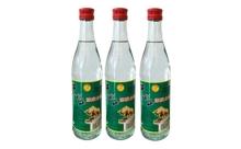 42度北京牛栏山二锅头陈酿白酒500mlx3瓶