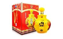 礼盒装52度贵州国藏原浆酒黄大坛 1.5L