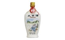 1995-1999年55度太白酒瓷瓶500ml