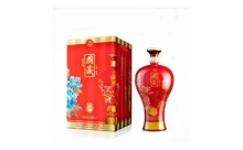 52度紅色版瀘州御酒國藏30年大壇1.5L