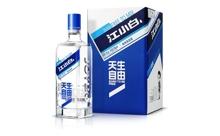 40度江小白 新天生自由 700mlx4瓶