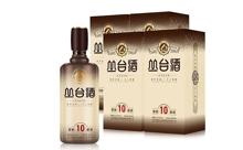 礼盒装41度丛台酒窖龄(10)500mlx4瓶