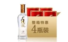 41.8度丛台酒贞元增(银卡)480mlx4瓶