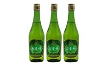 42度杏花村杏亨竹酒粮食酒 475mlx3瓶