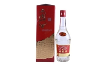 90年代45度红标红盖西凤酒500ml