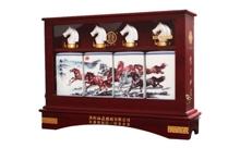 礼盒装52度杜康成功之源马到成功珍藏酒500mlx4瓶