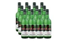 39度红星二锅头绿瓶清香经典一箱