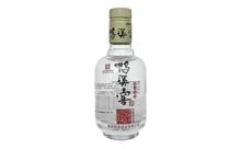 2014年52度贵州鸭溪窖酒精品雷泉小酒版100ml