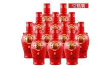 2012年53度仁圣小醬醬香白酒一箱
