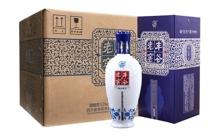 礼盒装52度四川丰谷酒业丰谷老窖精品青花一箱