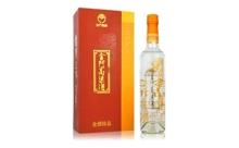 礼盒装58度台湾金门高粱酒珍品系列黄龙 500ml