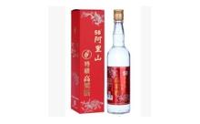 58度台湾高粱酒阿里山特级600ml