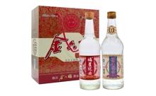 2009年46度金六福酒福星 500mlx2瓶