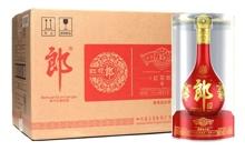 礼盒装53度郎酒红花郎十五(15)一箱