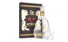 礼盒装56度台湾金门高粱酒(龙跃60)600ml