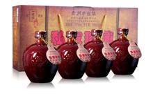 53度貴州茅臺鎮一道泓私家珍藏500mlx4瓶