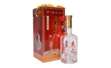 2005年50度金牌九年陈酿珍品猴王太白酒500ml