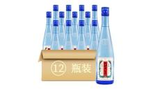 52度衡水衡记老白干时尚光瓶一箱