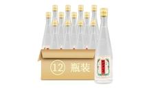42度衡水衡记老白干时尚光瓶一箱