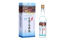 42度台湾高粱酒御窖阿里山三年600ml