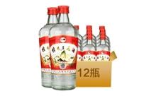 52度桂林三花酒玻璃瓶米香型白酒一箱