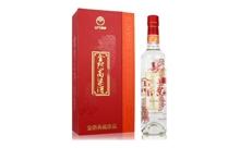 礼盒装56度台湾金门高粱酒 红金龙500ml