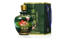 礼盒装42度杏花村镇雅竹酒1.5L