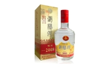 2006年39度五粮液浏阳河相约2008陈年老酒 475ml