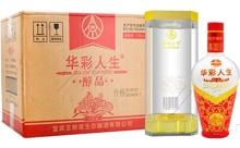 52度五粮液华彩人生竹荪酒一箱