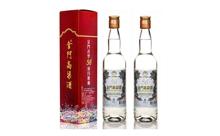 58度台湾金门高粱酒 白金龙500mlx2瓶