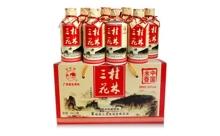 50度桂林三花酒旅游三花小瓶酒一箱