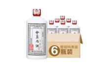 53度王祖烧坊酱香窖藏原浆 会员内测酒一箱
