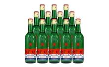 52度红星二锅头绿瓶一箱