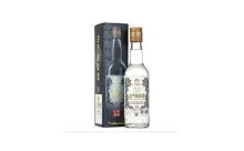 58度台湾金门高粱酒白金龙300ml